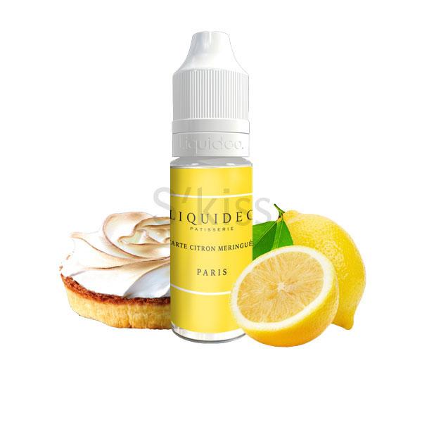 tarte citron meringuée 10ml liquideo
