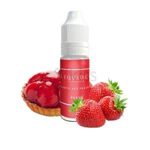 Tarte aux fraises – Liquideo Tentation