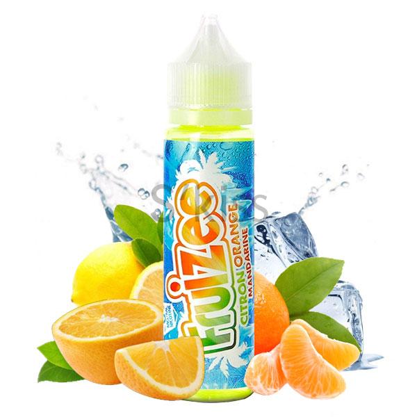 Citron Orange Mandarine 50ml Fruizee