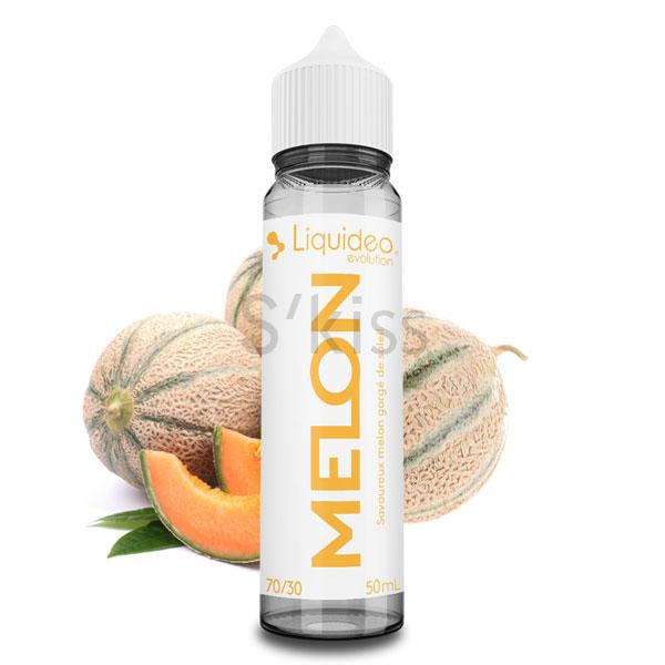 Melon 50ml Liquideo