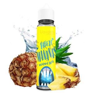 Freeze Mananas 50ml – Liquideo