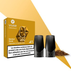 Capsules Doré ePen 3/ePen – Vuse
