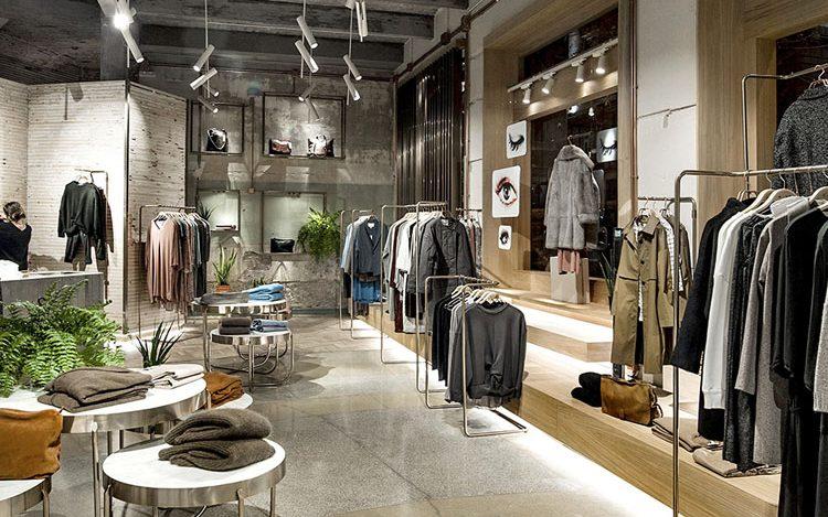 Boutique Clothes Warehouse