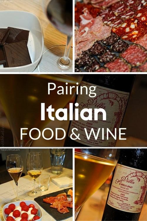 Pairing Italian Food & Wine with Vino Roma