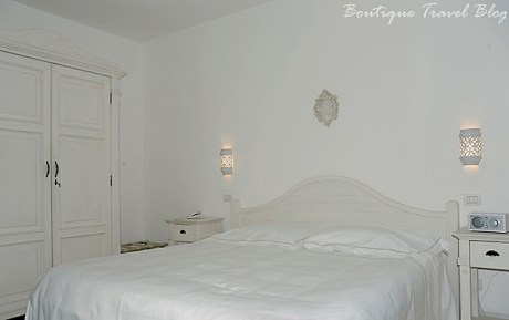 Borgobianco bedroom