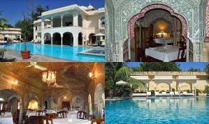 Jaipur boutique hotels