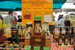 Balsamic vinegar, aged balsamic, rome