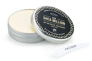 Shea Million, shea butter, Akoma Skin care