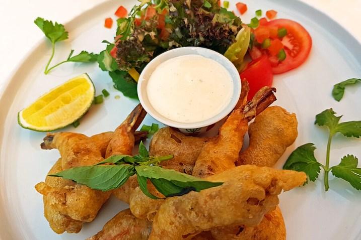Ngala Lodge cuisine