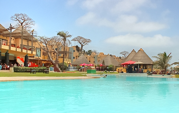Gambia spa hotel, West African Spa Resort, The Gambia