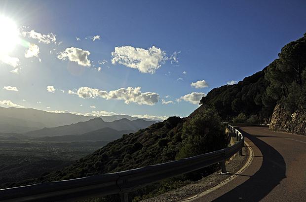Sardinia interior