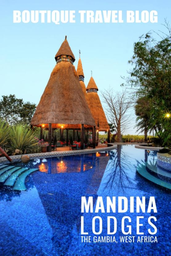Mandina Lodges, The Gambia, West Africa