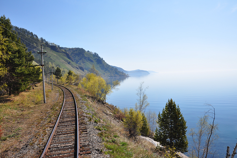 Lake Baikal Track