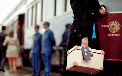 Discover Europe's Best Sights aboard the Majestic… Orient Express