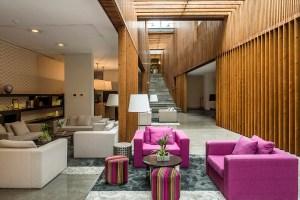 Inspira Santa Marta Hotel lobby
