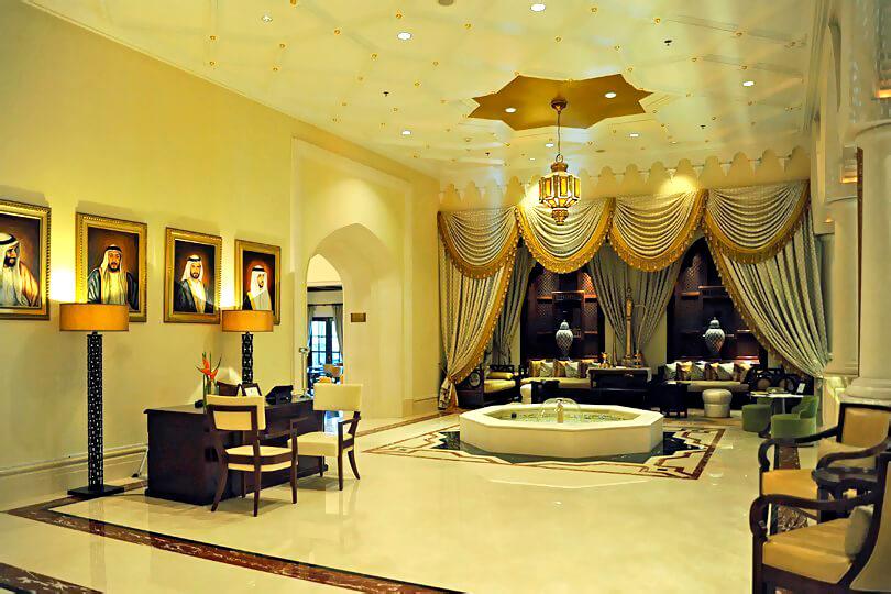 Ritz Carlton Dubai JBR, fountain