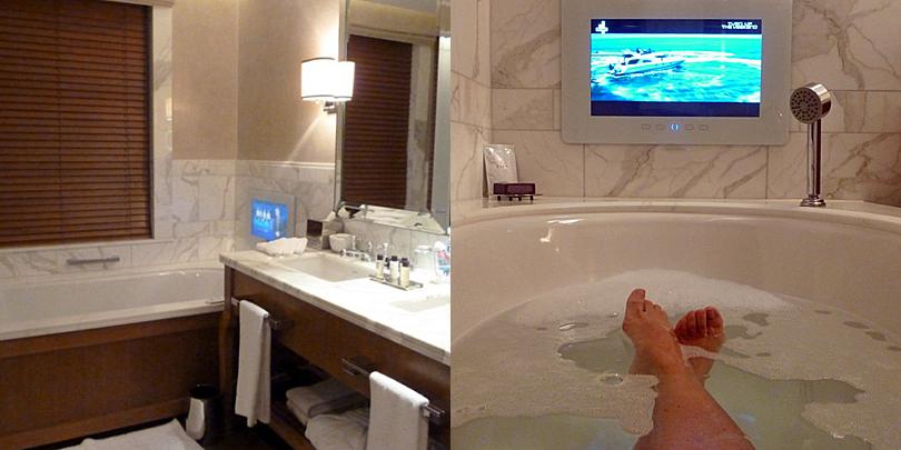 Corinthia Bathroom London