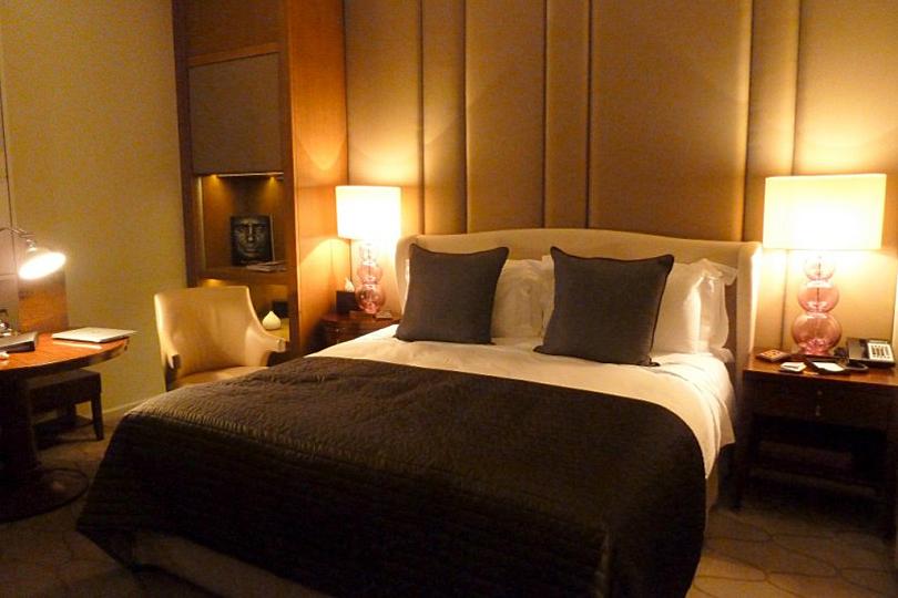 Corinthia London Superior Room