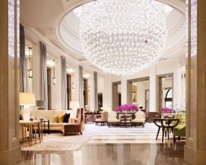 The Lobby Lounge Corinthia Hotel London