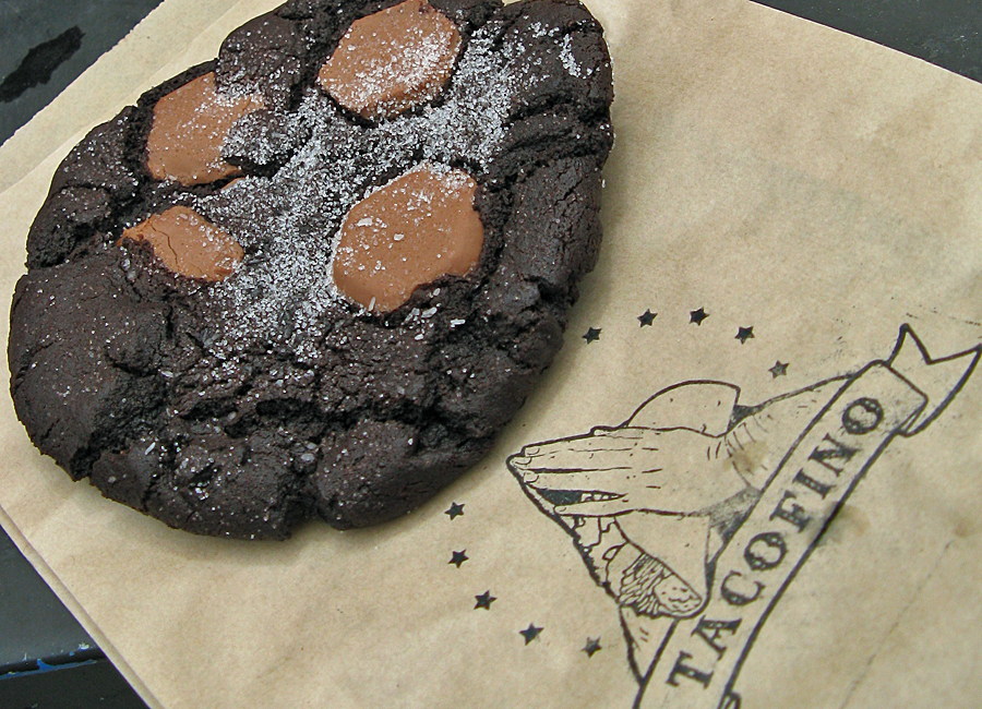 Best food and drink in Vancouver - Tacofino's diablo cookie. Photo by Johanna Read TravelEater.net