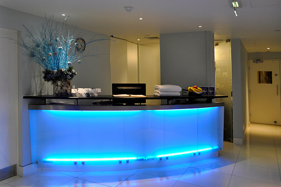 One Aldwych, one of the best spa hotels in the world