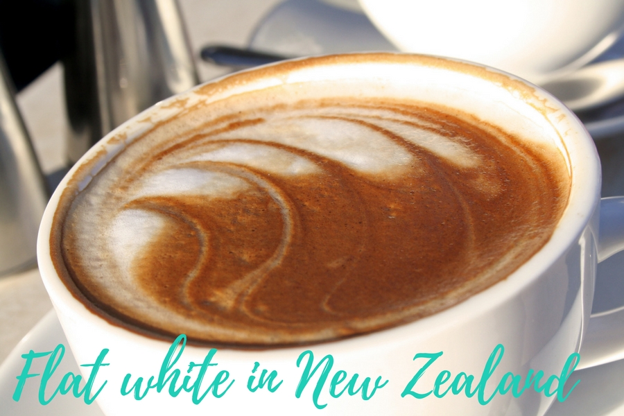 Flat White in New Zealnad