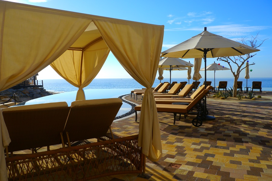 Desert Bliss: Grand Solmar Land's End, Cabo San Lucas, Mexico