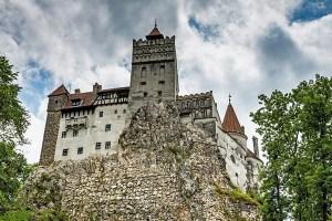 Bran Castle or Dracula Castle