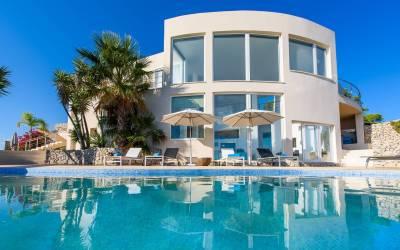Introducing Villa Prime, a stunning luxury villa on The White Isle, Spain