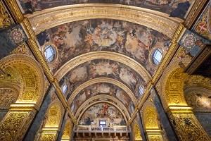 St Johns Cathedral, Valletta, Malta
