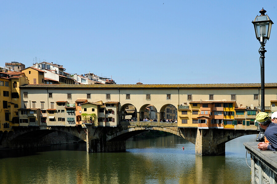 Florence, one of our top places for romantic short breaks in Europe