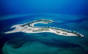 Zaya Nurai Island, Abu Dhabi, UAE