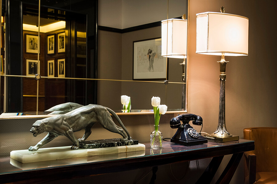 The Beaumont, London, one of the top luxury hotels in central London