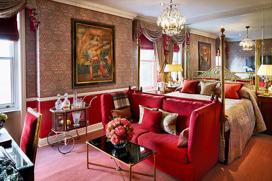 Egerton House Hotel Suite