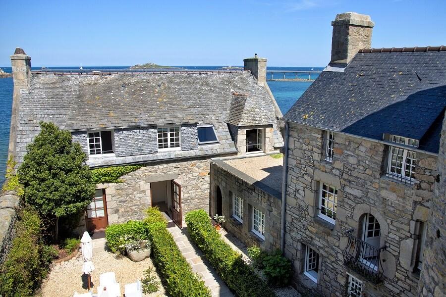 Hotel Le Temps de Vivre, Brittany