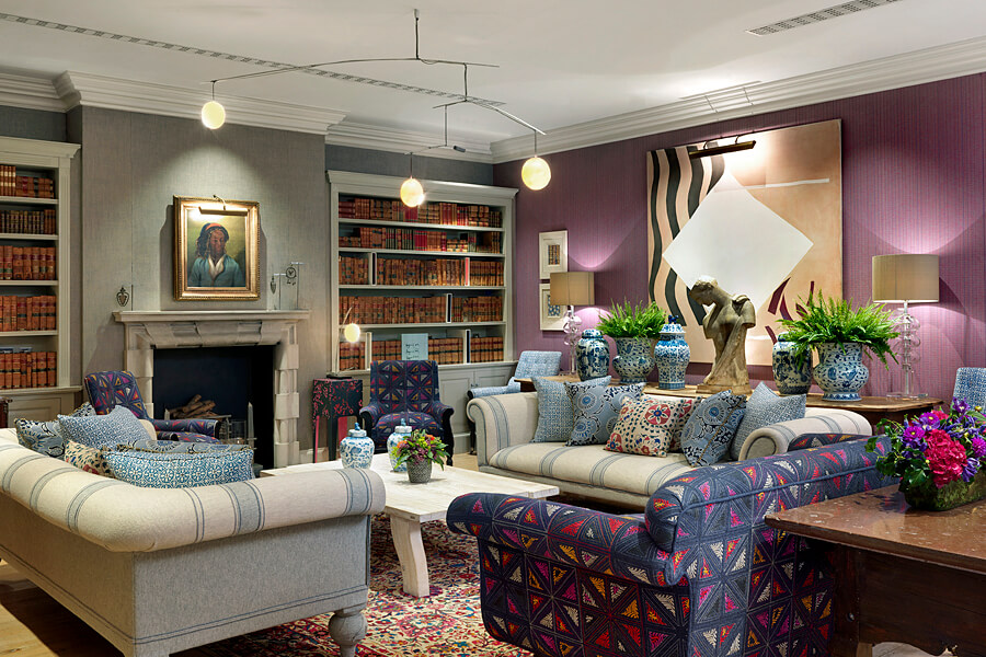 Haymarket Hotel, St James's, London, UK