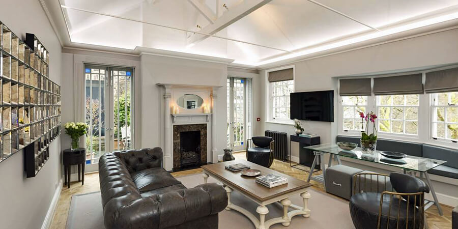 Feel at home on holiday in a luxury serviced apartment in London