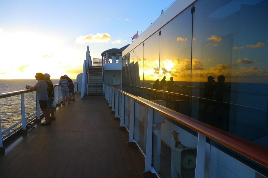 Boutique ocean cruising aboard the Viking Sea