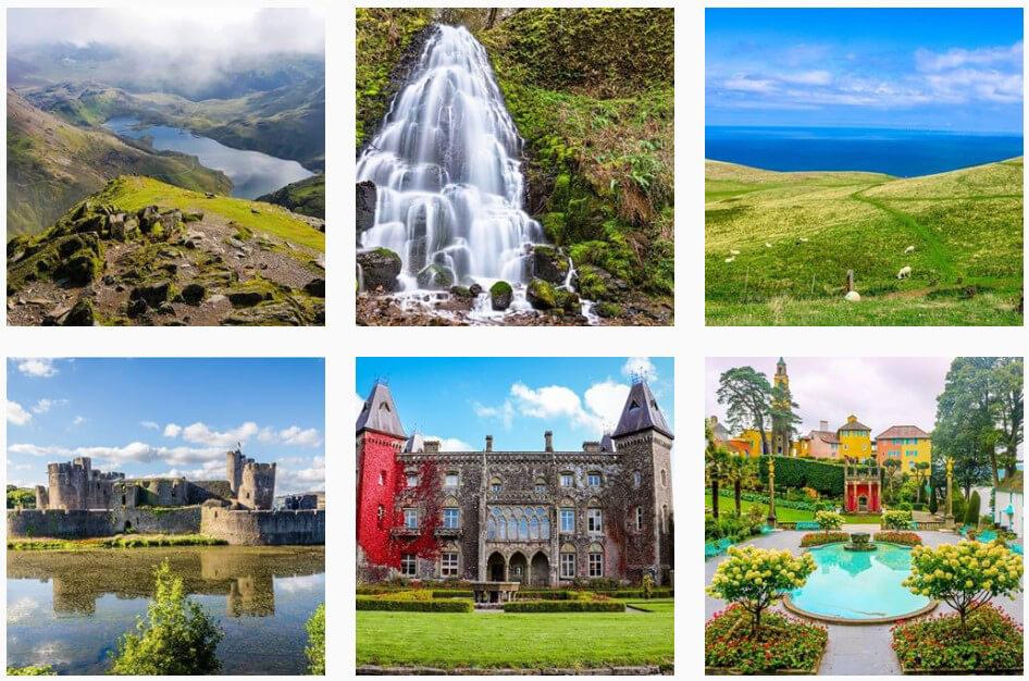 Uk travel influencers | Welsh Bucket List