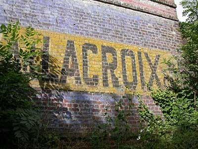 Publicits Et Inscriptions Sur Les Murs
