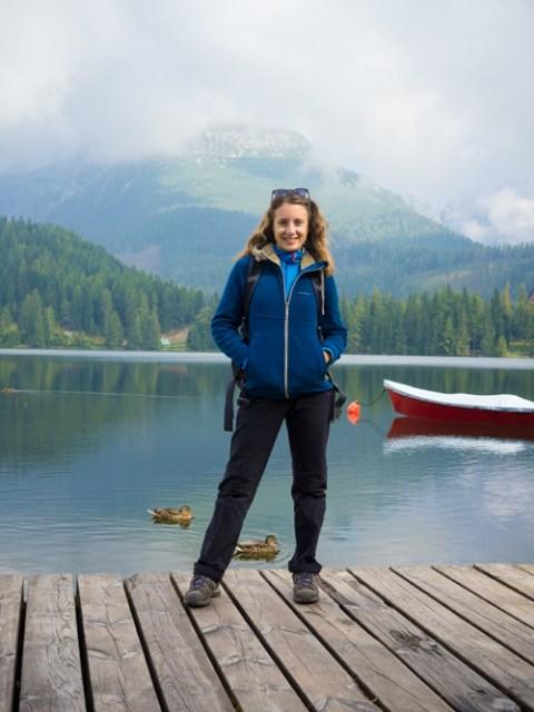 Les montagnes Tatras en Slovaquie