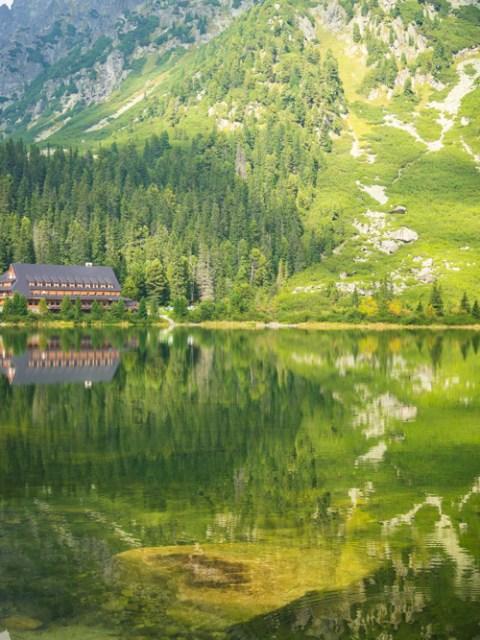 Randonnée dans les Tatras