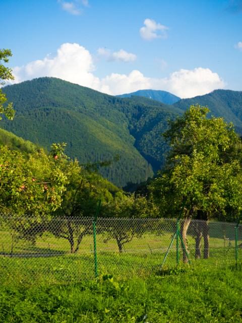 Village de Vlkolinec en Slovaquie