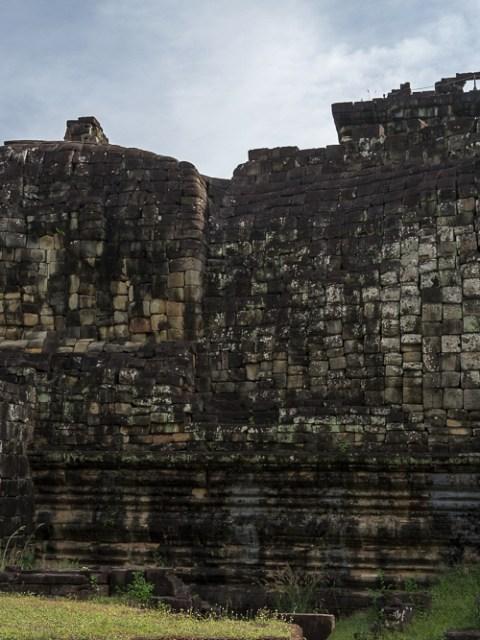 Temple de Baphûon au Cambodge