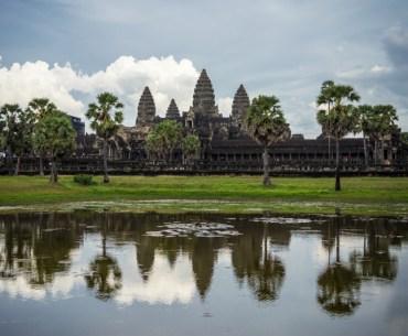 Le Cambodge et ses plages