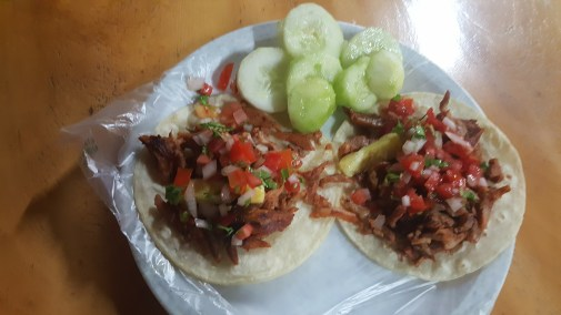 Tacos Al Pastor!