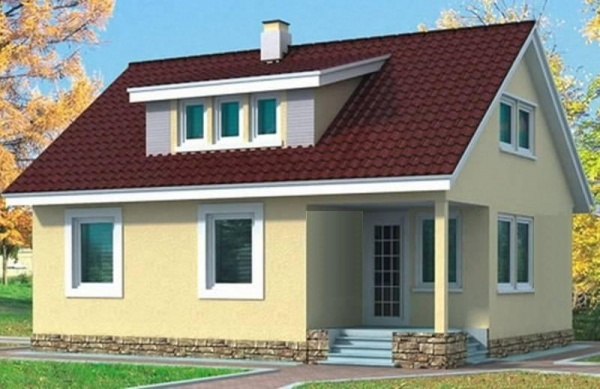 Why do you need dormer windows on the roof and how they are