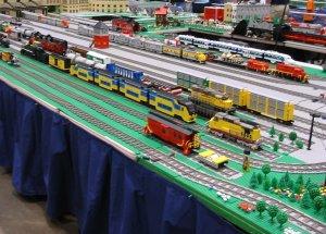 Lego treinen | Bouwblokjes