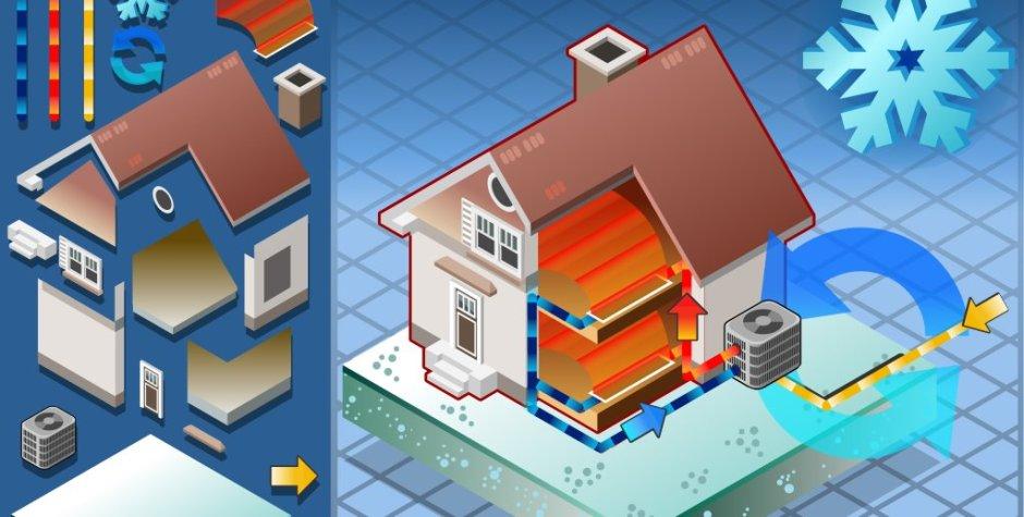 Hoe functioneren de eerste gasloze woningen?