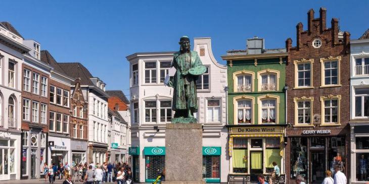 Constructie-expert over instorten pand Den Bosch